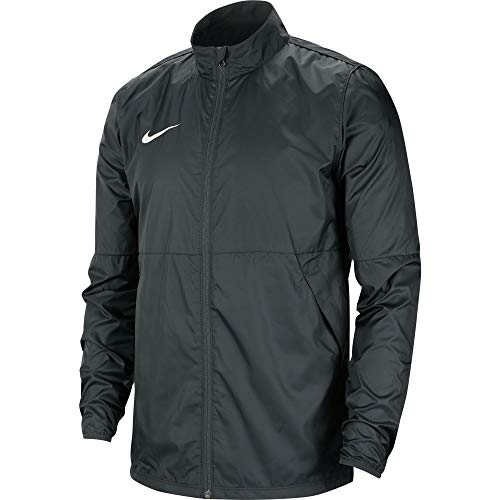 Nike Kinder Park20 Rain Jacket Regenjacke, Anthracite/Anthracite/(White), 16-22