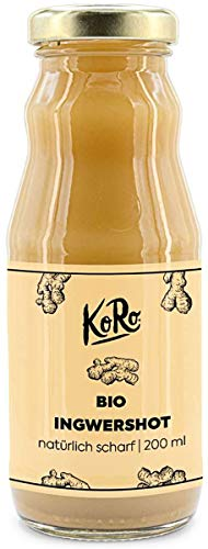 KoRo - Concentré de gingembre bio 200 ml