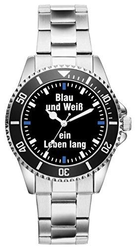 Gelsenkirchen Geschenk Artikel Idee Fan Uhr 2556