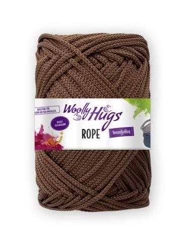 Woolly Hugs Rope Taschengarn (10 braun)