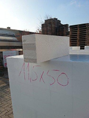 6 Paletten mit je 144 Porenbetonsteine Porenbeton Plansteine PP2/0,4 - 11,5 x 17 x 50cm / 73,44 m² - inkl. 150 Kg Porenbetonkleber - frachtfrei