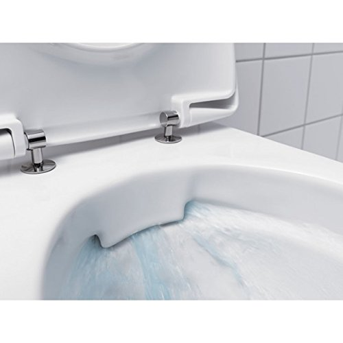Ceravid Evanto Wand WC Ausladung 70cm Rimfree barrierefrei ca4020000