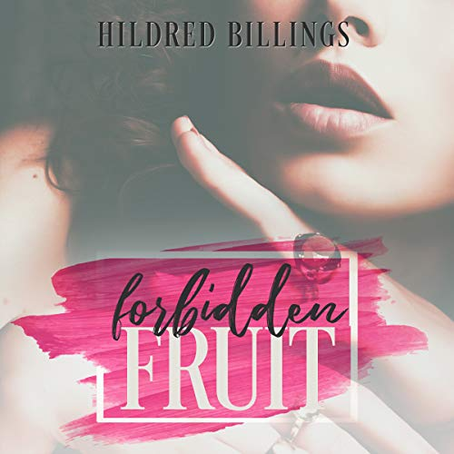 Forbidden Fruit audiobook cover art