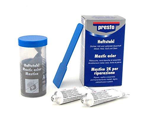 Haftstahl/Flüssigmetall PRESTO 2K 125g