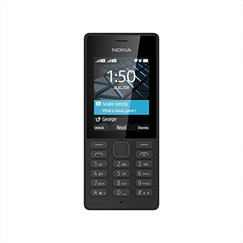 Nokia 150 schwarz(single sim)