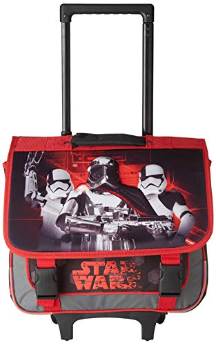Bagtrotter Star Wars Bagage Enfant, 38 cm, Noir