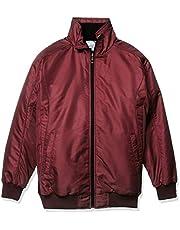[エスエスケイ] ジャケット ジュニア グラウンドコート フロントフルZIP(中綿) ボーイズ