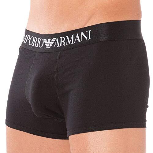 Emporio Armani 111389CC729, Bañador Para Hombre, Negro (Black), Medium