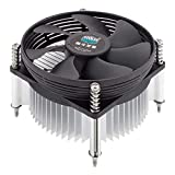 Cooler Master A93 CPU Cooler Radiator - 95mm Cooling Fan & Aluminum Heatsink - for Intel CPU Socket LGA775 (A93)