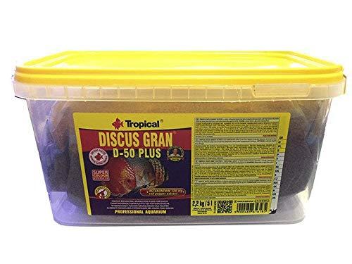 Tropical Discus Gran D de 50Plus, 1er Pack (1x 5l)