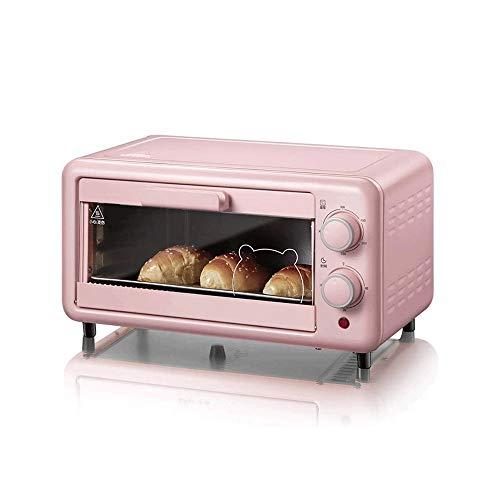 JYKXA Delle famiglie Full-automatica a doppio strato forno elettrico, uniforme controllo della temperatura su e giù, durevole, vetro temperato Porta, Mini multifunzione Forno elettrico