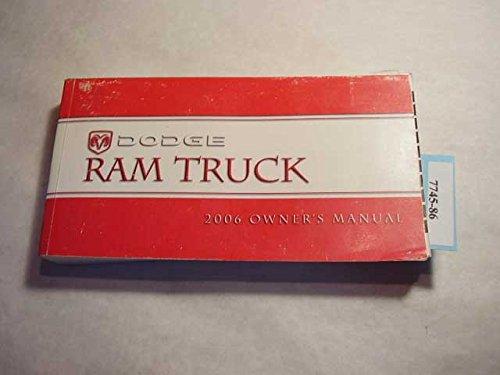 2006 Dodge Ram Truck Owners Manual