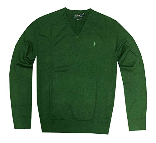 Polo Ralph Lauren Mens Cable Knit Cotton Sweater