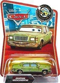Mattel Disney / Pixar Cars Exclusive 155 Die Cast Car Final Lap Series Jonathan Wrenchworths by