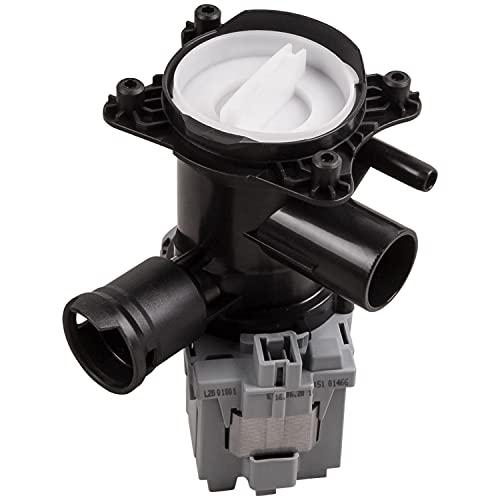 Ablaufpumpe Ersatz für Bosch 00145777 Abwasserpumpe Synchronpumpe Magnetpumpe Wasserpumpe...