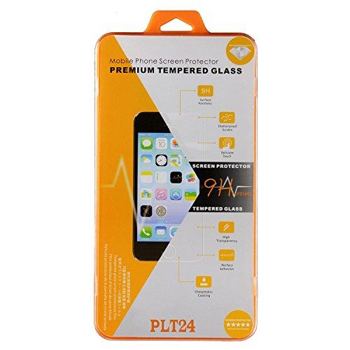 PLT24® 0,3mm 9H Hartglas/Panzer/Bildschirmschutzglas/Tempered Glass/Glas Folie/Schutzglas/Glasfolie/kompatibel mit Nokia Lumia 630