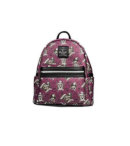 Nightmare Before Christmas Love is Eternal Mini-Backpack (Exclusive)