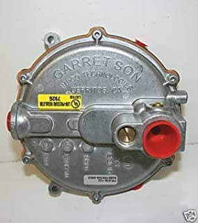 Impco Garretson Mdl Kn Low Pressure Regulator # 039-122 Vaporizer Converter Lpg