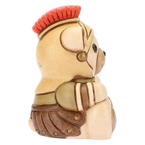 THUN ® - Teddy Roma - Ceramica - h 10 cm - Linea I Classici