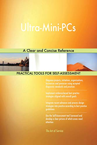 Ultra-Mini-PCs A Clear and Concise Reference (English Edition)