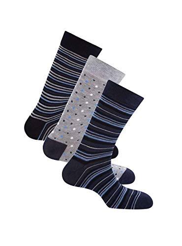 Pepe Jeans Pack Socken mehrfarbig für Herren, Mehrfarbig 43