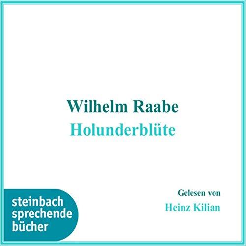 Holunderblüte audiobook cover art