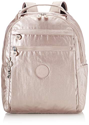 Kipling Micah Luggage, 24.0 liters, Metallic Rose