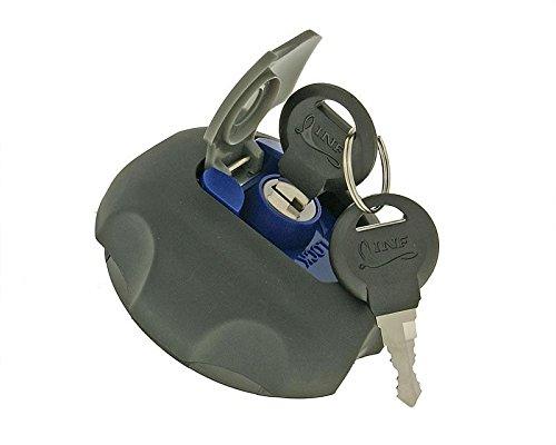 Tankdeckel IP12365 abschließbar Kymco, für Kymco, Polaris, CanAm, Adly ATV