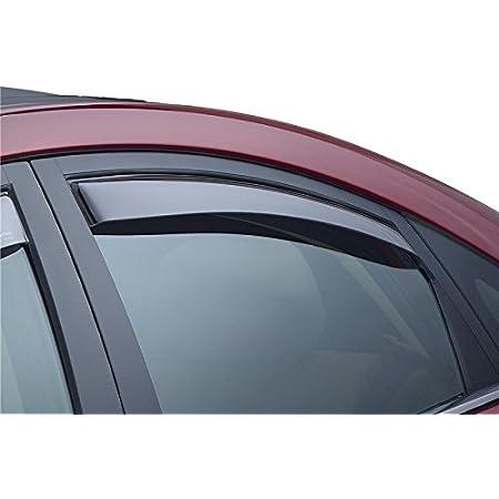 WeatherTech Custom Fit Front /& Rear Side Window Deflectors for Infiniti I30 Dark Smoke
