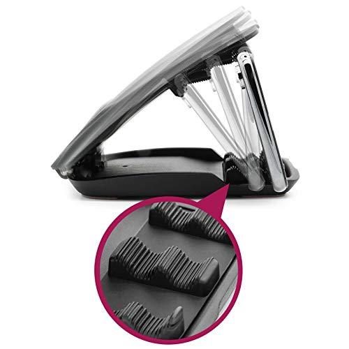 Mobilefox Auto Handy Halterung KFZ Armaturenbrett Klapp Halter PKW für Huawei P30 P20 Pro Lite P10 P9 P8 Mate 10 20 - 5