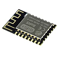 Sharplace [1-PACK] ESP8266 ESP-FワイヤレスWIFIモジュールのIoTモジュールCompatle W/ESP-12E ESP-12F