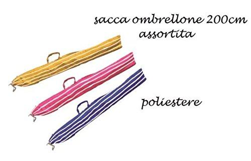 Sunny Star Sacca Ombrellone, Multicolore, Taglia Unica
