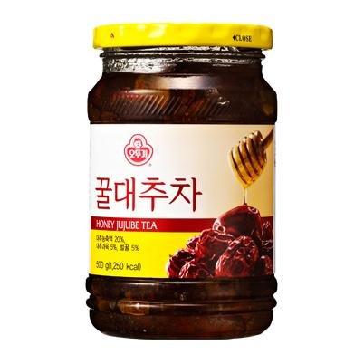 オットギ・三和『蜂蜜なつめ茶』