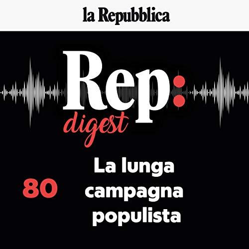 La lunga campagna populista copertina
