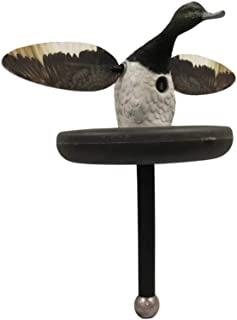 MOJO Outdoors Elite Series Floater Bluebill - Duck Hunting Motion Decoy, Includes Bar & Remote