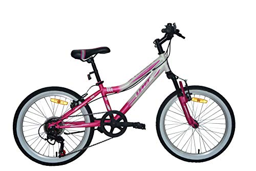 Umit Bicicleta 20' Diana Rosa- Blanca