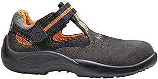 Base bo116verano S1P SRC Classic para hombre sandalias de seguridad antideslizante