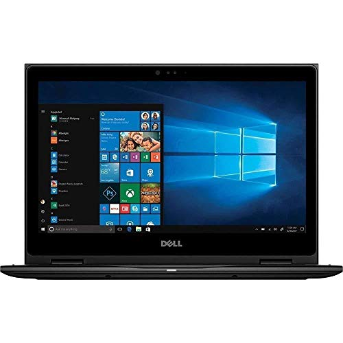 Dell Latitude 3390 2-in-1 Laptop, 13.3in FHD (1920 x 1080) Touchscreen, Intel 8th Gen Core i5-8350U, 8GB DDR4, 256GB Solid State Drive, IR Cam, Windows 10 Pro (Renewed)