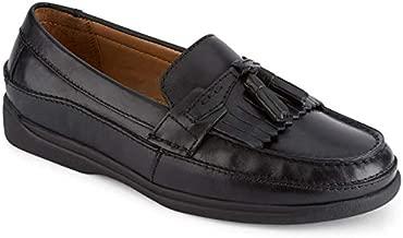 Dockers Men's Sinclair Kiltie Loafer,Black,9 M US