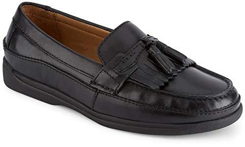 Dockers Men's Sinclair Kiltie Loafer,Black,11 M US
