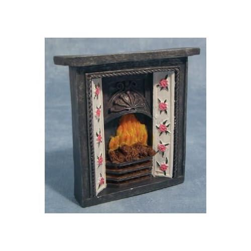 Best Price Pr The Dolls House Emporium White Victorian Fireplace
