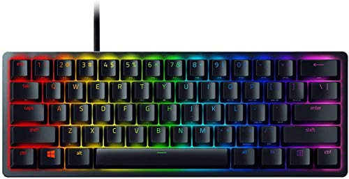Razer Huntsman Mini teclado 60% Gaming RZ-03-03390100 - Negro (Renewed)