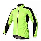 Gilets de sécurité Réfléchissant de sécurité fluorescent vêtements vert automne et en hiver Toison faire du vélo...