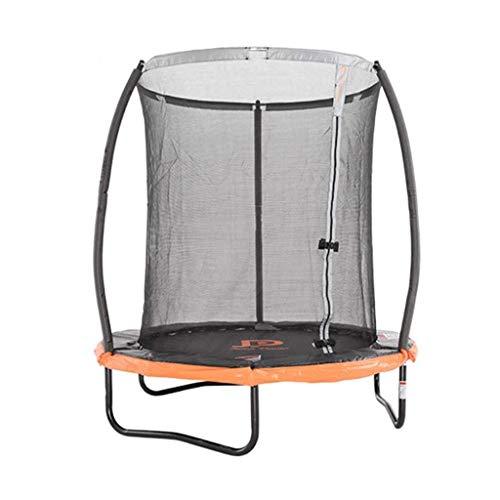 LJFYMX Trampoline Kindertrampoline 183 cm, geschikt voor kinderen en kinderen vanaf 3 jaar. Indoor trampoline