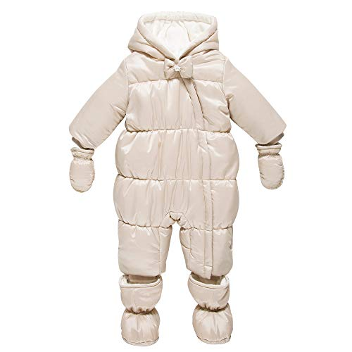 CHICCO Thermore Schneeoverall Gr.62/6 Monate Lovely Girl Schneeanzug