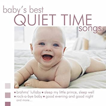 Baby's Best Quiet Time Songs-Over One Hour Of Music