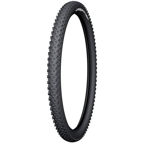 Michelin Rennradreifen Wildrace´r 29x2.10 Faltbar Cubierta, Unisex, Negro, 26x2.10
