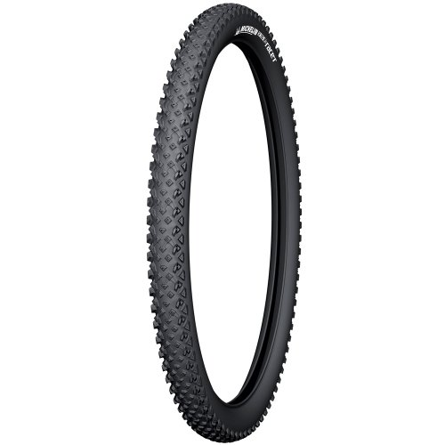 Michelin Wild Race'R Ultimate Advanced, Pneu VTT Tringle Souple, Tubeless Ready, Noir, 26x225