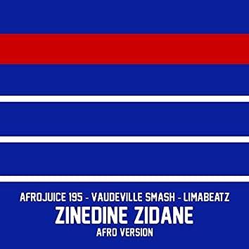 Zinedine Zidane (Afro Version)