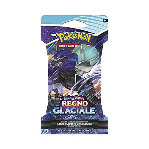 Pokemon Spada e Scudo Regno Glaciale busta 10 carte (IT)
